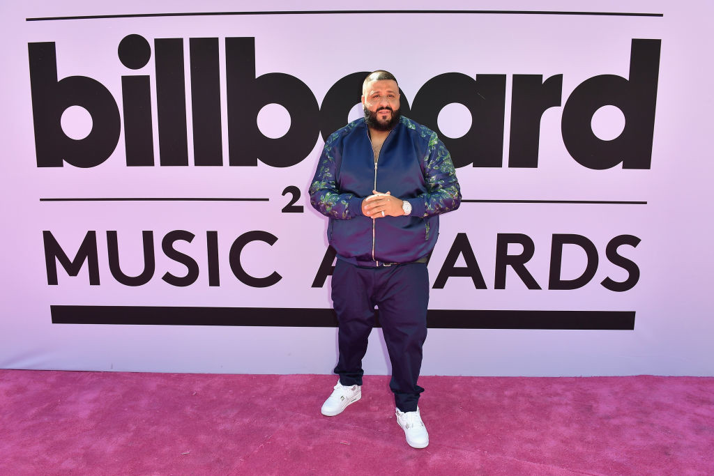 . LAS VEGAS, NV - MAY 21:  DJ Khaled attends the 2017 Billboard Music Awards at T-Mobile Arena on May 21, 2017 in Las Vegas, Nevada.  (Photo by Gustavo Caballero/Getty Images)