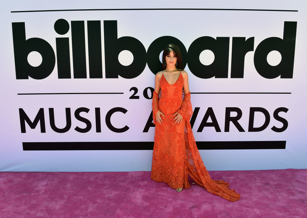 . LAS VEGAS, NV - MAY 21:  Recording artist Camila Cabello attends the 2017 Billboard Music Awards at T-Mobile Arena on May 21, 2017 in Las Vegas, Nevada.  (Photo by Gustavo Caballero/Getty Images )