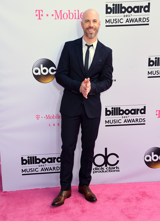 . Chris Daughtry arrives at the Billboard Music Awards at the T-Mobile Arena on Sunday, May 21, 2017, in Las Vegas. (Photo by Richard Shotwell/Invision/AP)