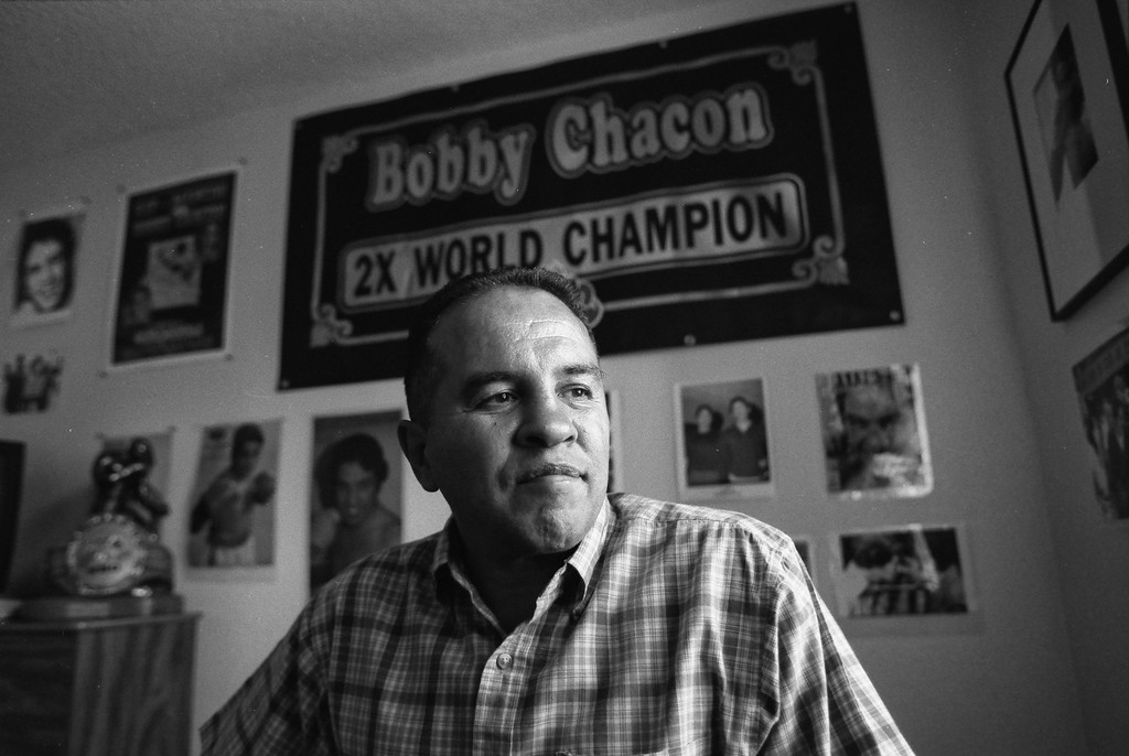 . Bobby Chacon (Photo by Hans Gutknecht, Los Angeles Daily News/SCNG)