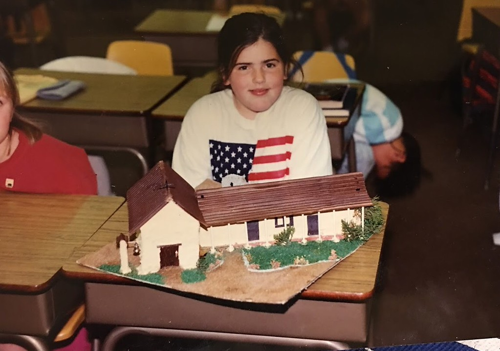 ". Kimberly Morgan of Yuba City remembered making a mission model as a student at Stork Elementary in Alta Loma. ""I built a mission when I was in 4th grade! I did Soledad! It was made out of cardboard and plaster! I just remember not being involved in ANY of it! It was more of my mom, grandmas and uncles project! They had me sign my name and be in the photos of the missions we visited! Haha this project really was the adults baby! Hahaha.\"""