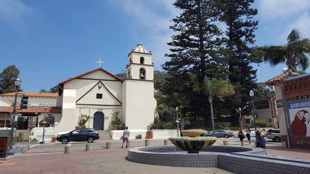 . Mission San Buenaventura. (Photo by Antonie Boessenkool, Los Angeles Daily News/SCNG)