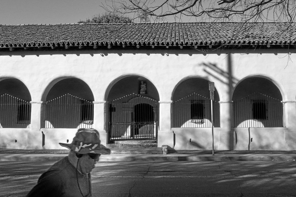 . Mission San Fernando in Mission Hills, CA.   ( Photo by David Crane, Los Angeles Daily News/SCNG)