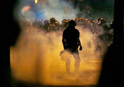 APTOPIX Charlotte Police Fatal Shooting