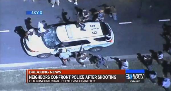 Charlotte Police Fatal Shooting