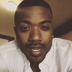 Singer and actor Ray J took to Instagram Tuesday, Aug. 30, 2016, to defend Chris Brown as Los Angeles police surrounded Brown's Tarzana home after a woman's complaint drew officers up Corbin Avenue. Ray J was at Brown's home at one point but left in the morning. (Image from Instagram)
