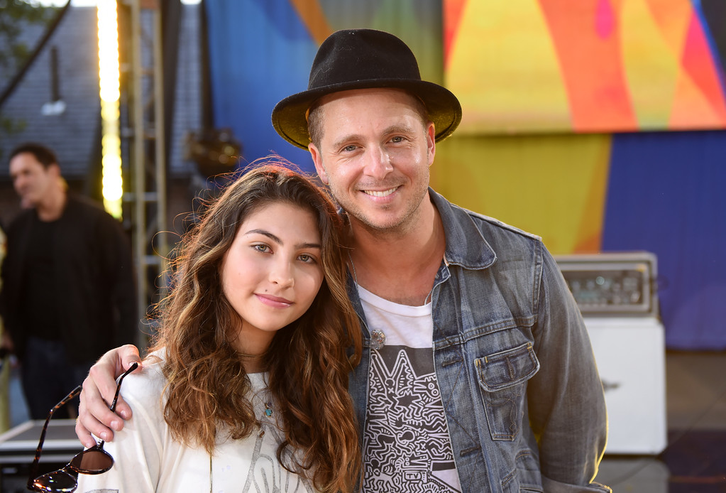 ". The late rock singers Chris Cornell and Chester Bennington were honored by Cornell\'s 12-year-old daughter and the band OneRepublic during a moving and heartfelt live performance Friday. Toni Cornell and OneRepublic performed ""Hallelujah\"" on ABC\'s \""Good Morning America.\""  (ABC/ Paula Lobo)"