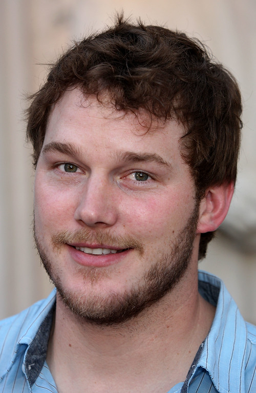 ". NORTH HOLLYWOOD, CA - MAY 19: Actor Chris Pratt attends the screening of ""Parks and Recreation\"" at the Leonard H. Goldenson Theatre on May 19, 2010 in North Hollywood, California. (Photo by Frederick M. Brown/Getty Images)"