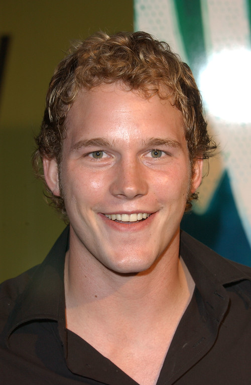 . HOLLYWOOD - JULY 13:  Actor Chris Pratt attends the WB Network\'s 2002 Summer Party at the Renaissance Hollywood Hotel on July 13, 2002 in Hollywood, California.  (Photo by Robert Mora/Getty Images)