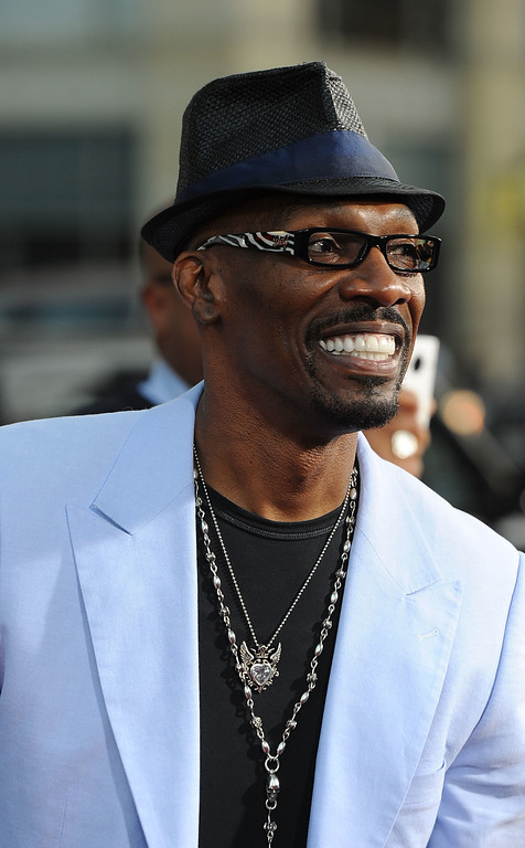 ". HOLLYWOOD - AUGUST 12:  Actor Charlie Murphy attends the premiere Of Warner Bros. ""Lottery Ticket\"" at Grauman\'s Chinese Theatre on August 12, 2010 in Hollywood, California.  (Photo by Frazer Harrison/Getty Images)"