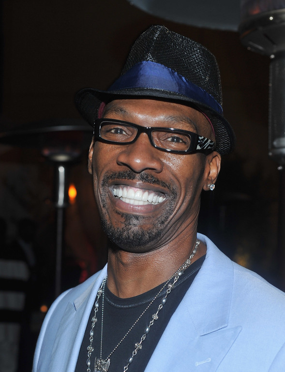 ". HOLLYWOOD - AUGUST 12:  Actor Charlie Murphy attends the after party for the premiere of Warner Bros.\' ""Lottery Ticket\"" on August 12, 2010 in Hollywood, California.  (Photo by Alberto E. Rodriguez/Getty Images)"