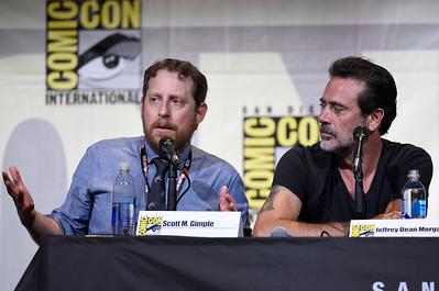 "2016 Comic-Con - ""The Walking Dead"" Panel"