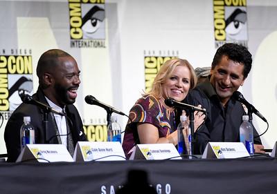 """2016 Comic-Con - """"Fear the Walking Dead"""" Panel"""
