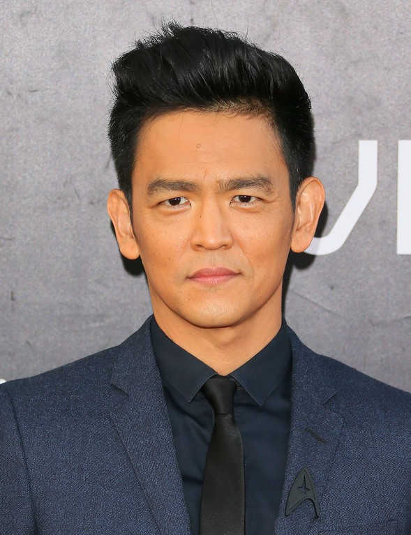 """. John Cho attends the world premiere of \""""Star Trek Beyond\""""  in San Diego, California, on July 20, 2016. / AFP / JEAN BAPTISTE LACROIX        (Photo credit should read JEAN BAPTISTE LACROIX/AFP/Getty Images)"""