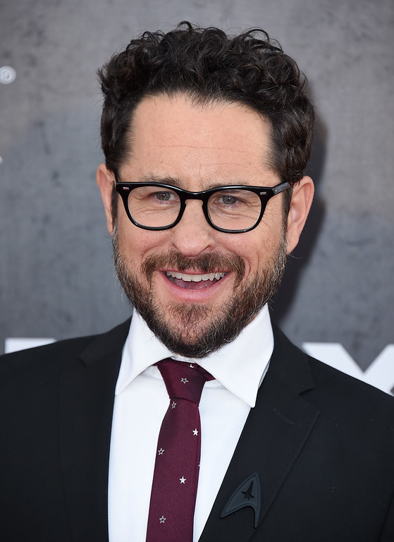 """. J.J. Abrams arrives at the world premiere of \""""Star Trek Beyond\"""" at the Embarcadero Marina Park South on Wednesday, July 20, 2016, in San Diego. (Photo by Jordan Strauss/Invision/AP)"""