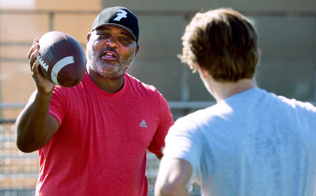 . <b>48. Steve Clarkson, 54, Dreammaker  </b> <br>Quarterback Academy Founder Clarkson�s success as a private quarterback coach sparked a cottage industry in the college football recruiting realm ... (Photo by Keith Durflinger/Los Angeles Daily News)