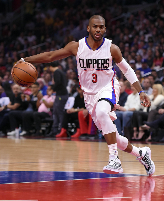 . <b>20. Chris Paul, 30, Clippers Point Guard </b> <br>One of the most respected players in the NBA parlayed his status into a position as the current president of the NBA Players Association ...       (Photo by Stephen Carr / Daily Breeze)