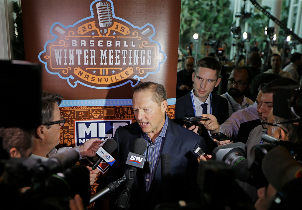 . ... Boras has negotiated a mind-boggling $2.3 billion in active major league baseball player contracts, earning him more than $117 million in commission. (AP Photo/Mark Humphrey)