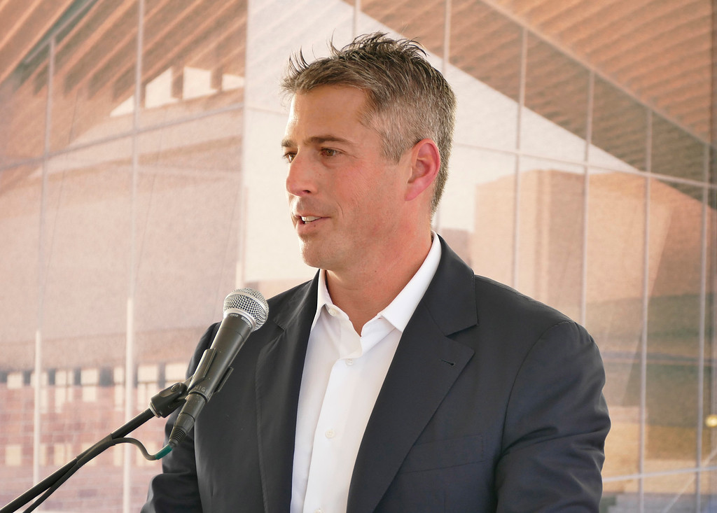 . <b>2. Casey Wasserman, 41, Wasserman Founder and CEO </b> <br>The grandson of late Hollywood mogul Lew Wasserman continues to expand his influence in his hometown. Wasserman is in the midst of a two-year effort serving as the chairman for Los Angeles� 2024 Olympic Candidature Committee ... (Photo by Brad Graverson/The Daily Breeze/LANG)