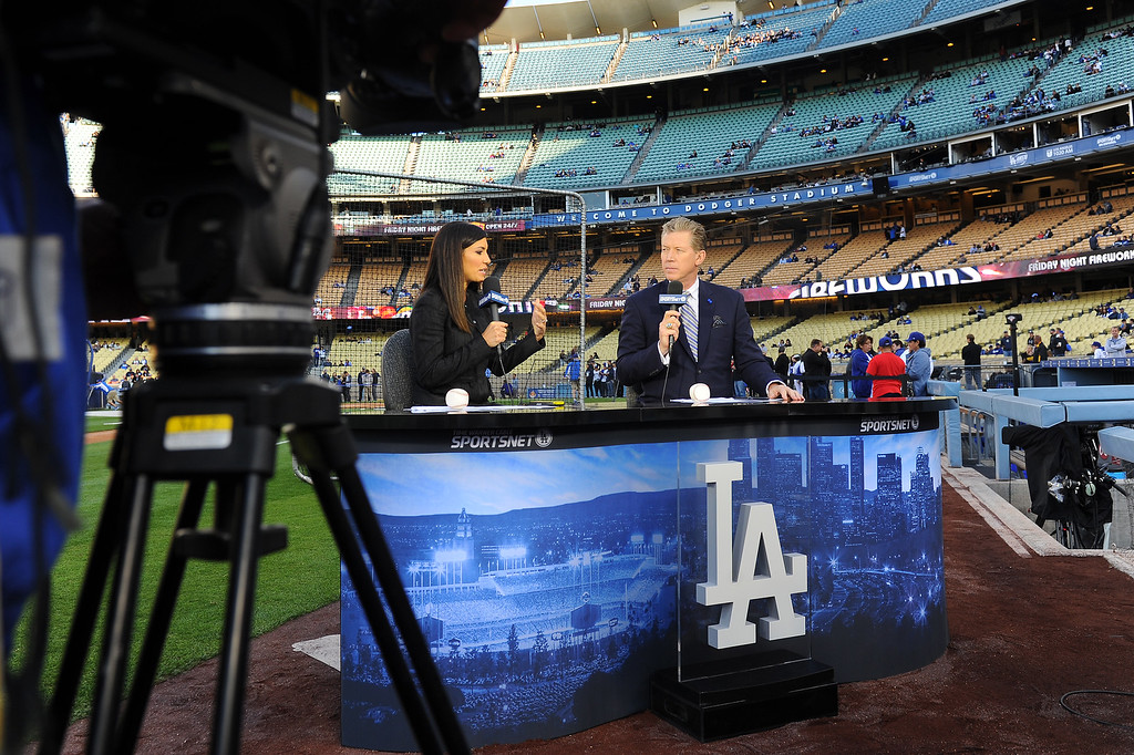 . <b>41. Time Warner/DirecTV  </b> <br>The stalemate in negotiating a distribution deal between the TWC-produced and Dodgers-owned SportsNet LA and the El Segundo-based satellite dish network has been supersized ... (Photo by Michael Owen Baker/Los Angeles Daily News)