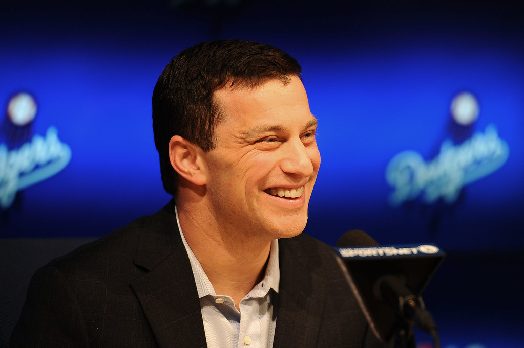 . <b>22. Andrew Friedman, 39, Dodgers </b> <br>President of Baseball Operations The highest-paid executive in baseball has overhauled the Dodgers� baseball operations department with unusually accomplished subordinates ... (Andy Holzman/Los Angeles Daily News)
