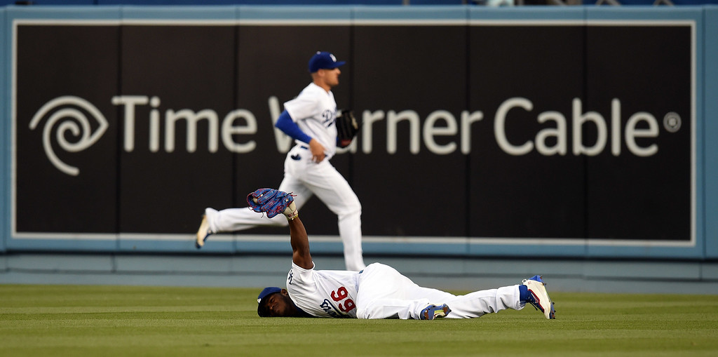 . ... The FCC has approved a Charter Cable purchase of TWC, and AT&T now runs DirecTV. Will anyone ever get around to focusing on this issue before the Dodgers finish their third year unavailable to 65 percent of L.A.? (Photo by Hans Gutknecht/Los Angeles Daily News)