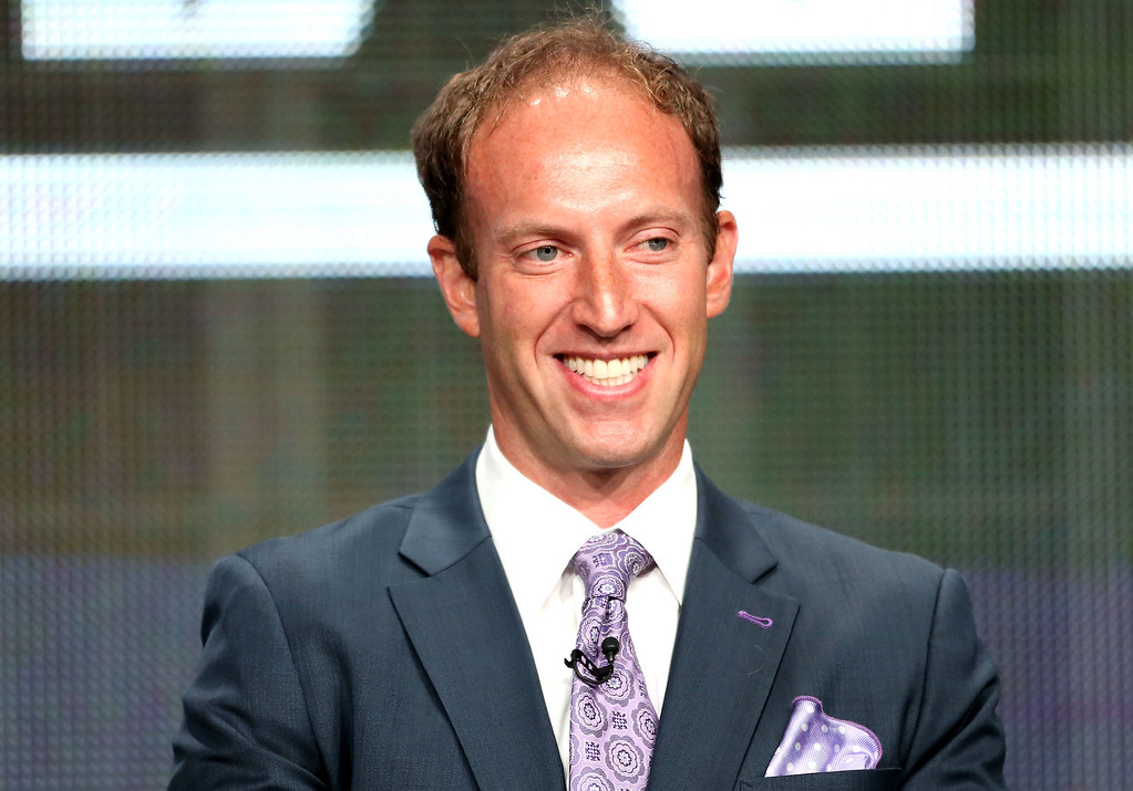 . <b>32. Jamie Horowitz, 39, Fox Sports National Networks President</b> <br>As L.A.-based Fox Sports, which calls the 21st Century Fox movie lot on Pico home, continues to flex its muscles with president, COO and executive producer Eric Shanks, Horowitz has been recruited based on his ESPN background to light a fire under the struggling FS1 brand ... (Photo by Frederick M. Brown/Getty Images)