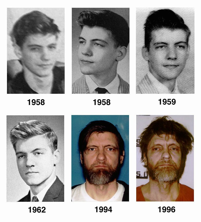 . File - Here are some file photos through the years on Unabomber suspect Theodore Kaczynski.  (AP Photo/files)