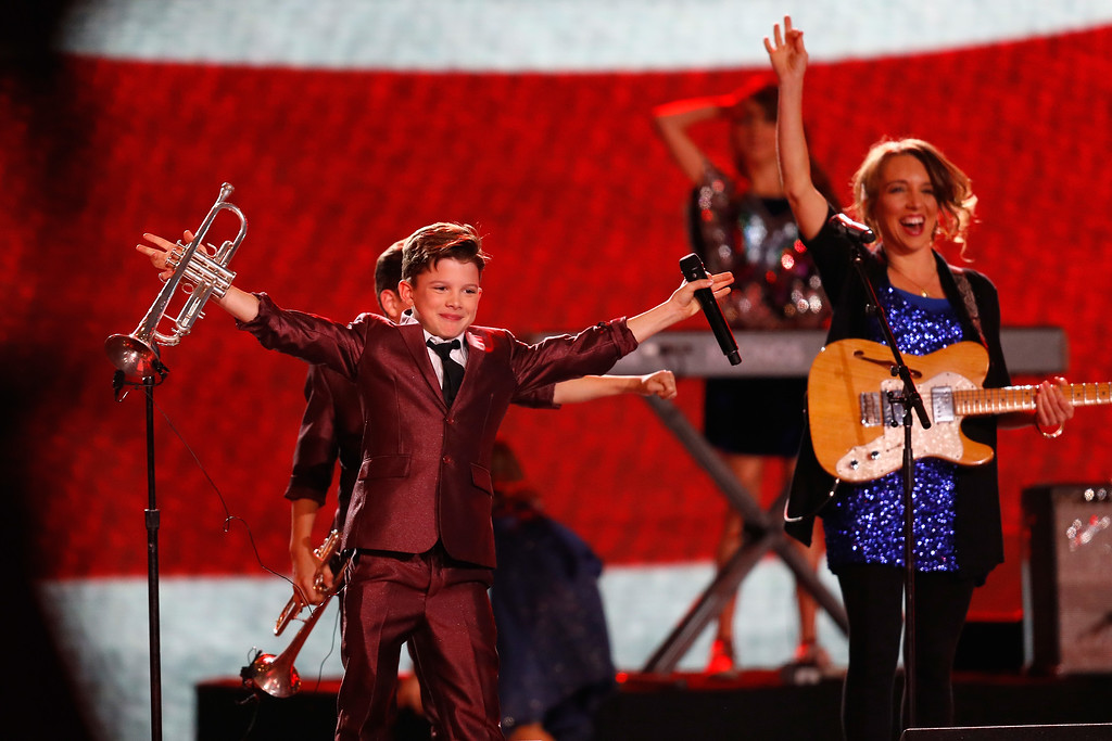 . WASHINGTON, DC - JANUARY 20:  Pelican212 performs at the Freedom Inaugural Ball at the Washington Convention Center January 20, 2017 in Washington, D.C.  President Trump was sworn today as the 45th U.S. President.  (Photo by Aaron P. Bernstein/Getty Images)