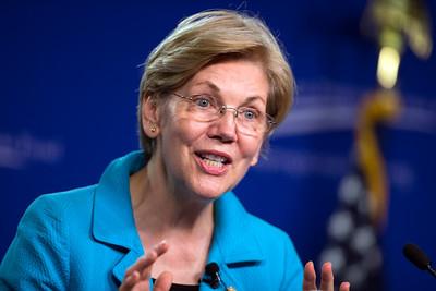 Campaign 2016 Warren Profile