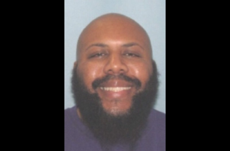 . FILE - This undated file photo provided by the Cleveland Police shows Steve Stephens. Pennsylvania State Police said Stephens, the suspect in the random killing of a Cleveland retiree posted on Facebook, shot and killed himself after a brief pursuit Tuesday, April 18, 2017. (Cleveland Police via AP, File)