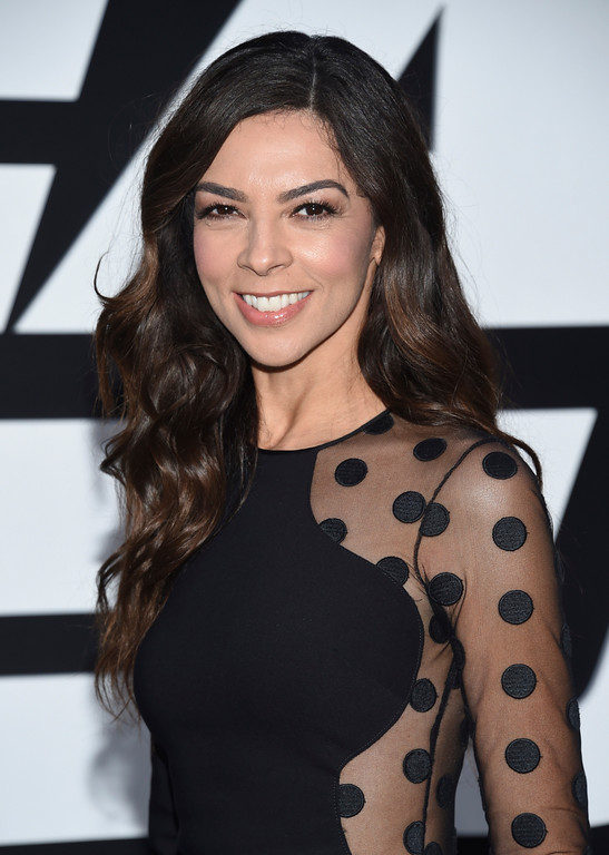 """. Terri Seymour attends the world premiere of Universal Pictures\' \""""The Fate of the Furious\"""" at Radio City Music Hall on Saturday, April 8, 2017, in New York. (Photo by Evan Agostini/Invision/AP)"""