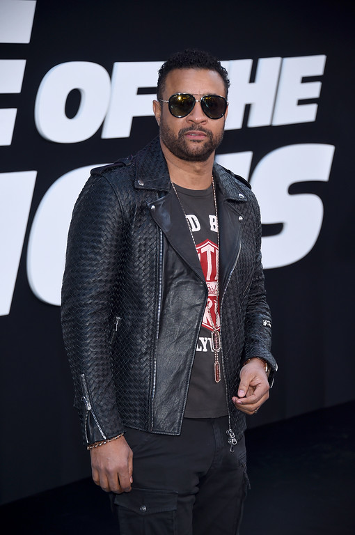 """. NEW YORK, NY - APRIL 08:  Singer Shaggy attends \""""The Fate Of The Furious\"""" New York Premiere at Radio City Music Hall on April 8, 2017 in New York City.  (Photo by Dimitrios Kambouris/Getty Images)"""