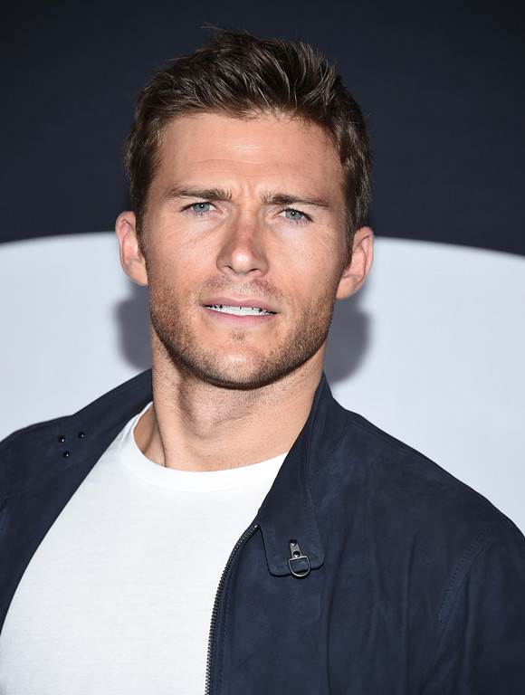 ". Scott Eastwood attends the world premiere of Universal Pictures\' ""The Fate of the Furious\"" at Radio City Music Hall on Saturday, April 8, 2017, in New York. (Photo by Evan Agostini/Invision/AP)"