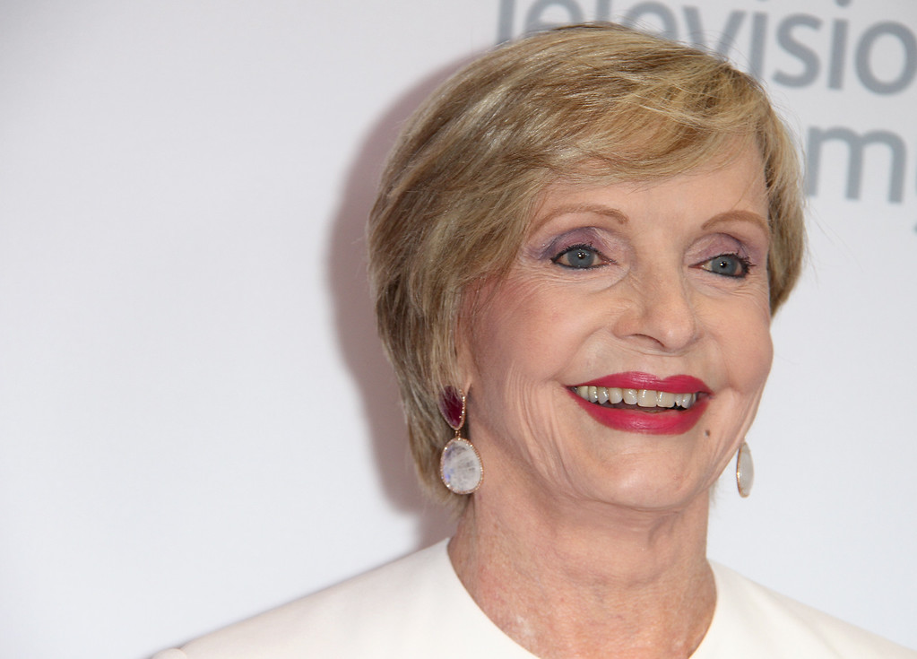 . Florence Henderson arrives at the L.A. Area Emmy Awards presented at the Television Academy�s new  Saban Media Center on Saturday, July 23, 2016, in the NoHo Arts District in Los Angeles.  (Photo by Juan Rico/Invision for the Television Academy/AP Images)