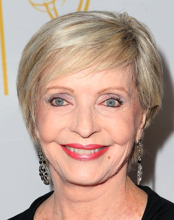 . BEVERLY HILLS, CA - JULY 28: Actress Florence Henderson attends the Television Academy\'s Performers Peer Group Celebrates the 66th Emmy Awards at the Montage Beverly Hills Hotel on July 28, 2014 in Beverly Hills, California.  (Photo by Frederick M. Brown/Getty Images)