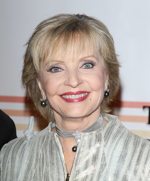 . WASHINGTON, DC - DECEMBER 04:  Actress Florence Henderson arrives at the 34th Kennedy Center Honors held at the Kennedy Center Hall of States on December 4, 2011 in Washington, DC.  (Photo by Michael Tran/Getty Images)
