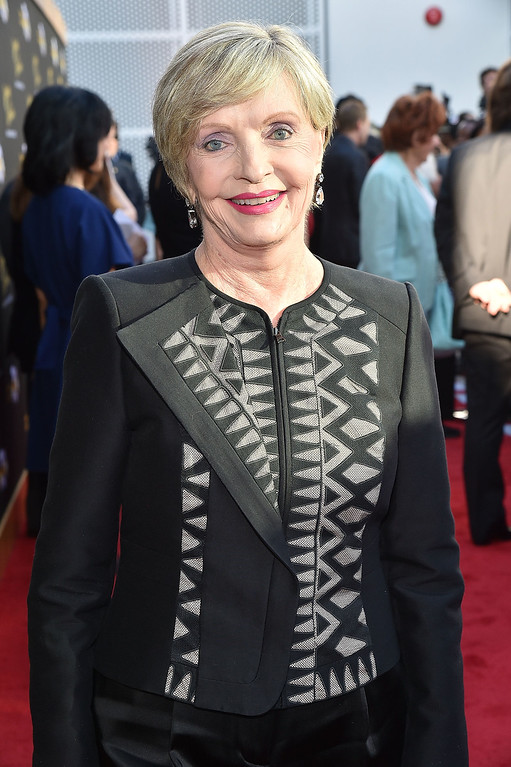 . LOS ANGELES, CA - JUNE 02:  Actress Florence Henderson attends the Television Academy\'s 70th Anniversary Gala on June 2, 2016 in Los Angeles, California.  (Photo by Mike Windle/Getty Images)