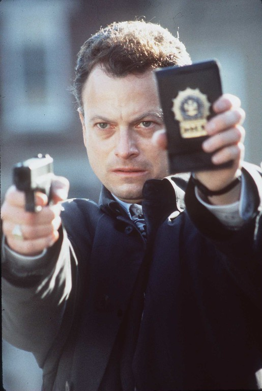 . 1996 Gary Sinise stars in the new action thriller \'Ransom\' (Getty Images)