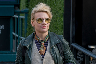 "Holtzmann (Kate McKinnon) in Columbia Pictures' ""GHOSTBUSTERS.""  (Sony Pictures)"