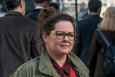 "Abby (Melissa McCarthy) in Columbia Pictures' ""GHOSTBUSTERS.""  (Sony Pictures)"