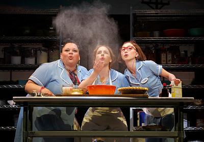 Theater Review Waitress