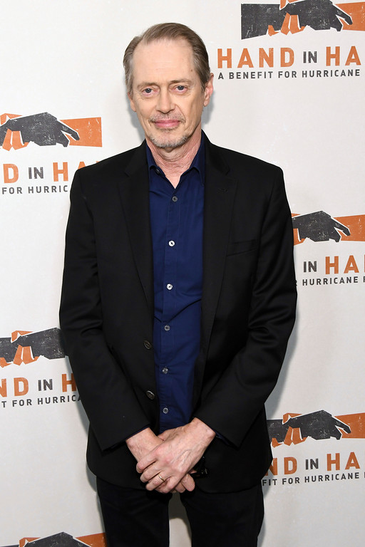 . Steve Buscemi attends Hand and in Hand: A Benefit for Hurricane Harvey Relief at ABC Studios on Tuesday Sept. 12, 2017 in New York. (Photo by Charles Sykes/Invision/AP)