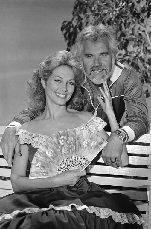 . Marianne Gordon Rogers portrays a Southern belle on the television show �Hee Haw,� a role that her husband, singer Kenny Rogers, says is �absolutely her,� Oct. 31, 1983 (AP Photo/Mark Humphrey)