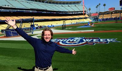Brewers, Dodgers, Baseball