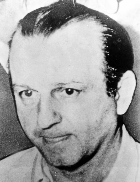 . 50th Anniversary of John F. Kennedy assassination-  Jack Ruby.