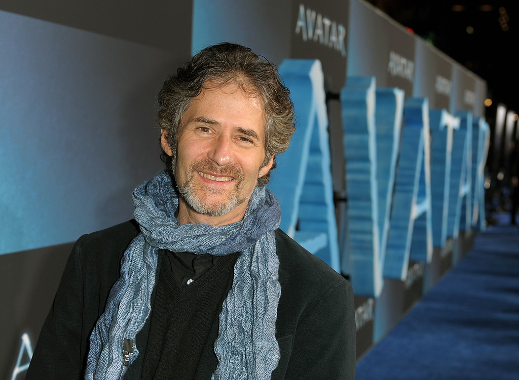 """. Composer James Horner at the premiere of 20th Century Fox\'s \""""Avatar\"""" at the Grauman\'s Chinese Theatre on December 16, 2009 in Hollywood, California. Horner died in a plane crash on Monday, June 22, 2015. He was 61.  (Photo by Kevin Winter/Getty Images)"""