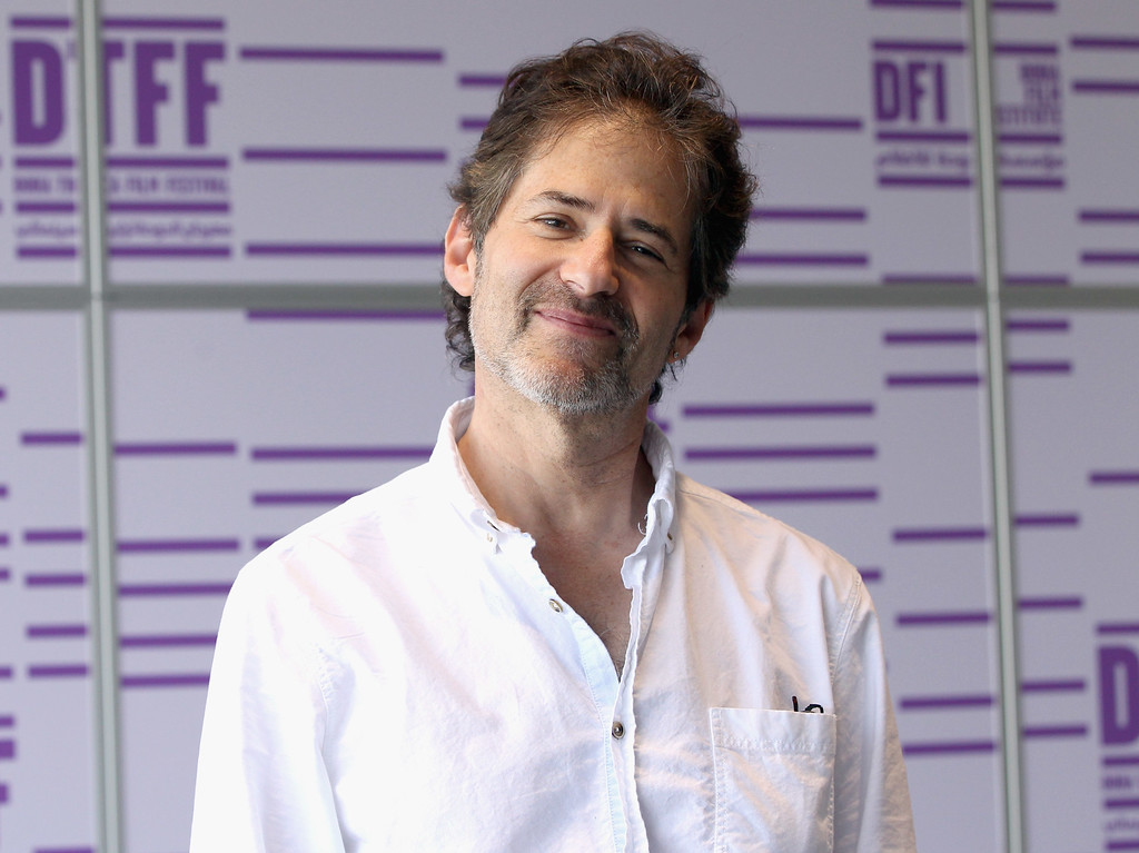 . Composer James Horner at the 2011 Doha Tribeca Film Festival on October 27, 2011 in Doha, Qatar.  (Photo by Sean Gallup/Getty Images for Doha Film Institute)