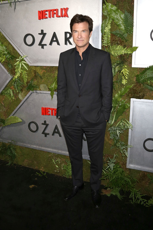 ". Jason Bateman attends the premiere screening of Netflix\'s ""Ozark\"" at Metrograph on Thursday, July 20, 2017, in New York. (Photo by Greg Allen/Invision/AP)"