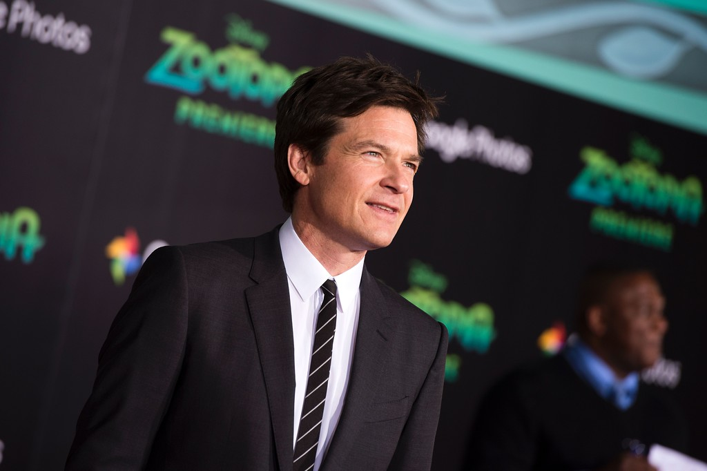 . Actor Jason Bateman attends the Disney Premiere of Zootopia in Hollywood, California, on February 17, 2016. (VALERIE MACON/AFP/Getty Images)